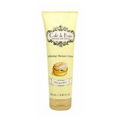 Gel douche 250ml CAFE DE BAIN, senteur : Tarte au Citron