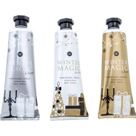 Crème mains et ongles WINTER MAGICbullechic