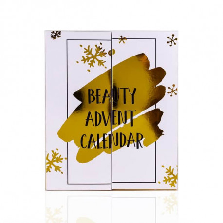Calendrier de l'Avent LIVRE OR Maquillages bullechic
