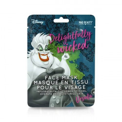 Masque Visage DISNEY VILLAINS Ursula bullechic