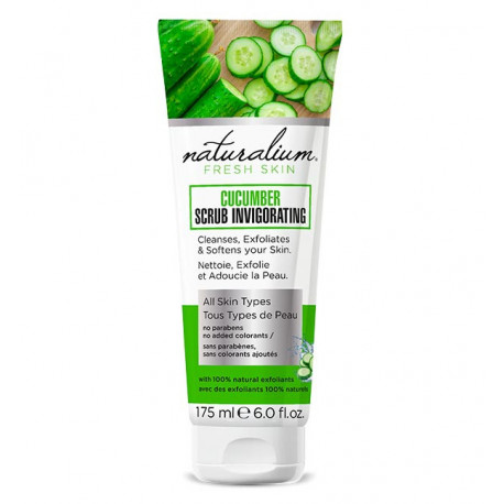 Exfoliant 175ml, senteur : Concombre bullechic