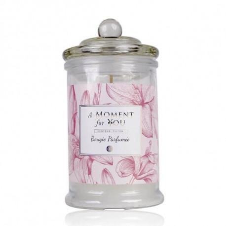 Bougie parfumée A MOMENT FOR YOU Bullechic