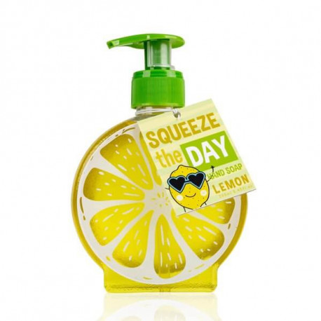 Distributeur de savon mains SQUEEZE THE DAY Bullechic