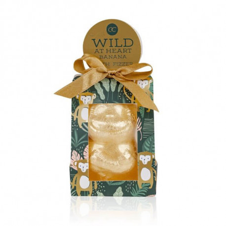Set galet éffervescent singe WILD AT HEART Tentation Cosmetic