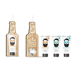 Set HIPSTER STYLE gel douche & cheveux Bullechic