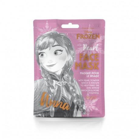 Masque Visage DISNEY REINE DES NEIGES Ana bullechic