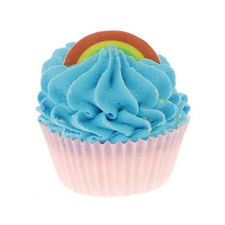 Mini Cupcake THE BOMB RAINBOW