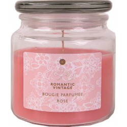 Bougie parfumée Rose ROMANTIC DREAMS