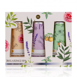 Coffret RELAXING SPA pour les mains & ongles