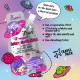 7 DAYS SPACE FACE Masque nettoyant Peel-Off INTERGALACTIC CHICK