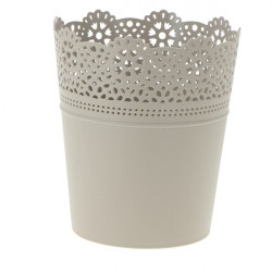 Coupe PVC TAUPE (15.5x13.5 cm)