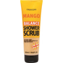 Exfoliant Mangue & Papaye INGREDIENTS