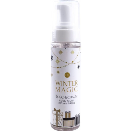 Mousse de douche WINTER MAGIC